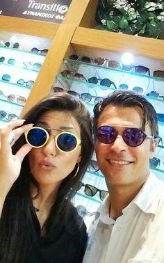 Optika Andreadi wearing round sunglasses Web #websunglasses #sunglasses #sunglasses2016 http://lenshop.eu/manufacturers/9287-web/sunglasses