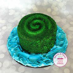 Image Result For Heart Of Te Fiti Cake Cake Birthday Cake Birthday