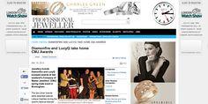 Diamonfire in Professional Jeweller March 2014
