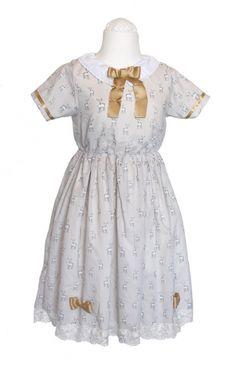 Golden sailor lolita dress 90€ www.chiringo.fi  #mori #lolita #moridress #lolitadress #sailorlolita #lolitaonepiece #onepiecedress