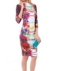 CUTE SUMMER DRESS Midi length GOODTIME Dresses
