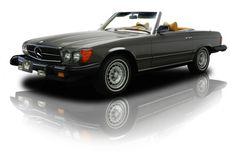 1978 Mercedes Benz 450 SL Roadster