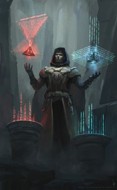 The ancient ruins of the Fraal Empire hold the secrets to both Destruction and Creation