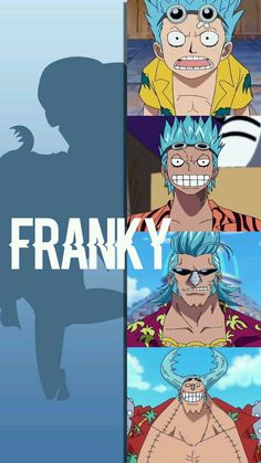 Franky- ONE PIECE