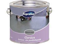 Supralux beton- és padlófesték Garázs 2,5 l homokszín