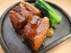 Kakuni: Top Chef got the word out about pork belly. It's so fatty and flavorful.  Love it.