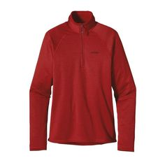 Patagonia Women's R1(Cochineal Red)