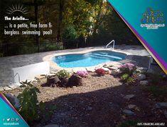 The Ariella San Juan Pools San Juan Pools Fiberglass Pools Pool