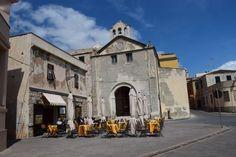 Old Town Alghero, Sardinia Italy