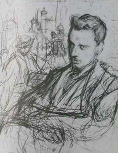 Portait de Rilke par le père de Pasternak