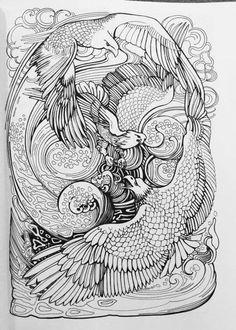 amazoncom manic botanic zifflins coloring book 9781523692057 zifflin