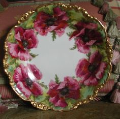 Beautiful Limoges bowl:)
