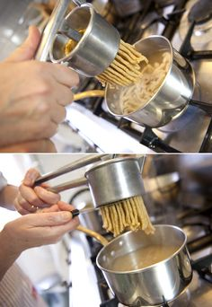 (want this gadget! Italian Pasta, Italian Cooking, Italian Recipes, Pasta Recipes, Cooking Recipes, Italy Food, Food Places, Homemade Pasta, Parma