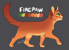 Found an old rough sketch of Firestar from a long time ago, and ended up cleaning it up into a design for him that I'm actually pleased with. I could never figure out an appealing way to draw this boi. Warrior Cats Comics, Warrior Cats Series, Warrior Cats Books, Warrior Cats Fan Art, Warrior Cat Drawings, Warrior Cats Art, Cat Comics, Warrior Cats Scourge, Cat Character