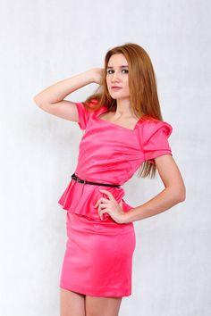 Pink Tag Fashion #PinkDress #PinkTag #Fashion #gorgeous