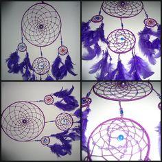 #PurpleDreamcatcher..
