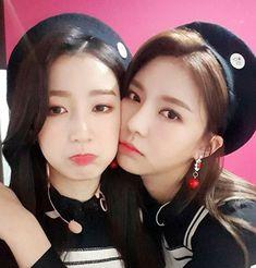 하나+나영; hana+nayoung ❥ GUGUDAN