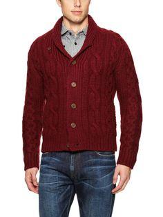 Schott Bros. Wool Cardigan