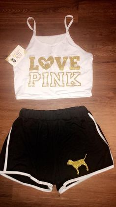 28 Workout Clothes For Ending Your Summer, Summer Outfits, 28 Workout Clothes For Ending Your Summer Cute Nike Outfits, Cute Lazy Outfits, Sporty Outfits, Pink Outfits, Teen Fashion Outfits, Swag Outfits, Classy Outfits, Outfits For Teens, Trendy Outfits