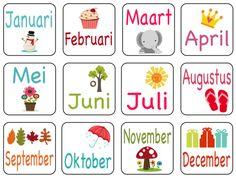 Maanden 1