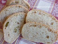 Di pasta impasta: Pane con farina di farro