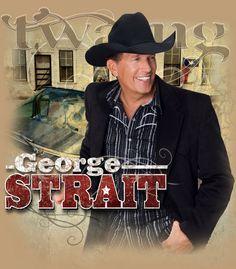 George Strait!
