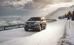 2015 Toyota Land Cruiser | Capable by nature