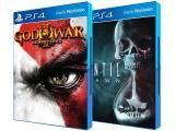 Until Dawn + God of War III - Remasterizado - para PS4 - Supermassive Games