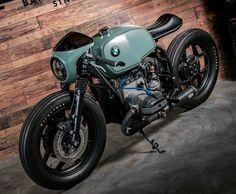 Green Light Racer | Inazuma café racer