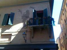 Bologna, Casa di Lucio Dalla