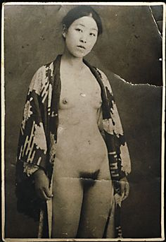 "One of the many Korean women forced into sexual slavery by the Japanese Imperial Army during WWII. ""as though she was a 'comfort woman' dragged in against her will, and I was the Japanese soldier demanding her services"" p.30"