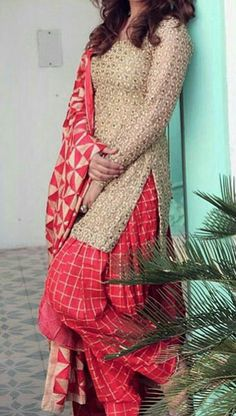 Beautiful Punjabi suit.