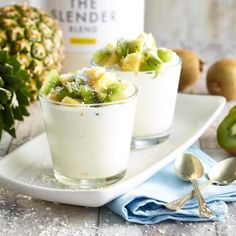 Slender Kiwi Coconut Cream