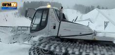 Pyrénées : les routes des stations toujours bloquées par la neige