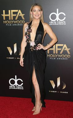 Luxe Red Carpet | Hollywood Film Awards | Kate Hudson | The Luxe Lookbook
