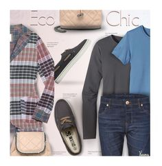 """Eco Chic: Featuring Ethletic, Stella McCartney, IOUProject, Patagonia, Good Society, and Econscious"" by kurious ❤ liked on Polyvore featuring STELLA McCARTNEY, Ethletic and Patagonia"