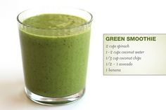Whole 30: GreenSmoothie by & kathleen, via Flickr
