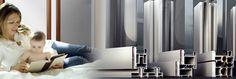 Alumil M23000 S è la scelta ideale per #serramentin in edifici di #lusso , che accomodano la sensazione calorosa del legno naturale alla durabilità dell'alluminio, nel contempo il sistema offre elevata protezione #antieffrazione .