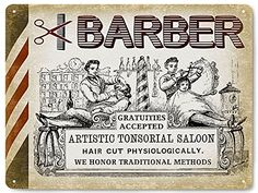 Vintage Welcome Signs Clip Art Barbershop Quotes, Barbershop Ideas, Saloon Hair, Barber Sign, Barber Poster, Salon Style, Rind, Beauty Shop, Shop Signs