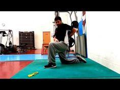 Comment et pourquoi renforcer le muscle psoas - XavierBarbier.com - YouTube