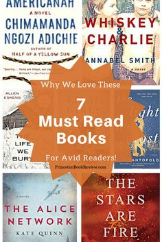 7 Must Read Books For Avid Readers