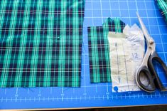Plaid Granville Shirt: Can You Match The Sleeve Placket?