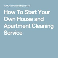 The Reason I Hired A Cleaning Service For My NYC Apartment ...