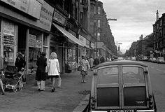 Dumbarton Road, Partick, Glasgow.