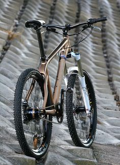 sweet Rohloff mtb (who is that frame by???) Visit us @ http://www.wocycling.com/ for the best online cycling store.: