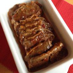 It's Winter – it's a Roast Beef dinner!