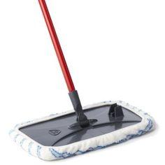 For washing walls - O-Cedar Hardwood Floor 'N More Microfiber Mop O-Cedar