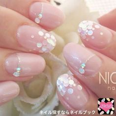 There are nail designs that include only one color, and some that are a combo of several. Some nail designs can be plain and others can represent some interesting pattern. Also, nail designs can differ from the type of nail… Read more › Fabulous Nails, Gorgeous Nails, Perfect Nails, Pretty Nails, Dream Nails, Love Nails, Pink Nails, Beautiful Nail Designs, Beautiful Nail Art