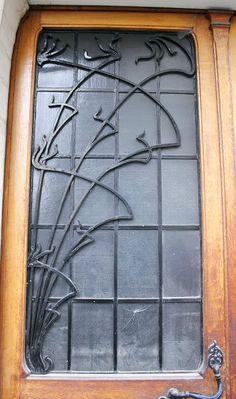 Art Nouveau, Belgium, Brussels