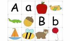 Totschooling: Free Alphabet Sorting Game!